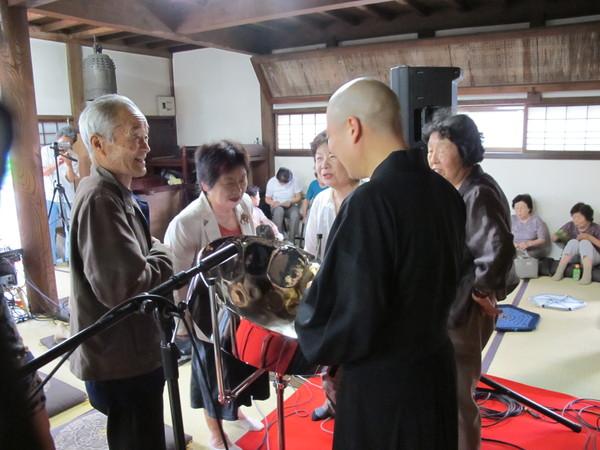 しまんりょ 初夏のお寺コンサート 無事おわりました。_e0239118_11525017.jpg