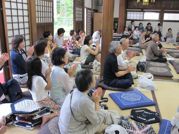 しまんりょ 初夏のお寺コンサート 無事おわりました。_e0239118_11591019.jpg