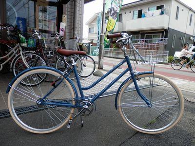 トーキョーバイク LITE 、 ビアンキ MINIVELO、_e0140354_9432370.jpg