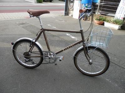 トーキョーバイク LITE 、 ビアンキ MINIVELO、_e0140354_9435970.jpg
