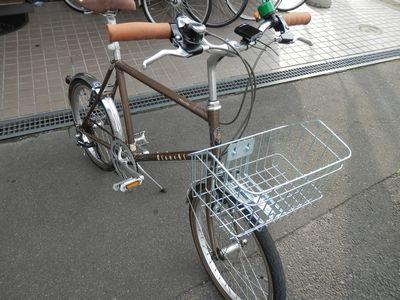 トーキョーバイク LITE 、 ビアンキ MINIVELO、_e0140354_9441797.jpg