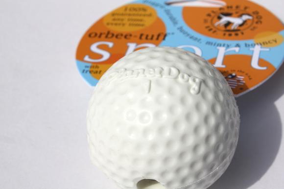 PLANET DOG  Orbee GOLF BALL オービー ゴルフボール_d0217958_11384123.jpg