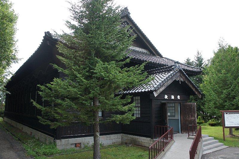 博物館網走監獄 教誨堂_c0112559_1316218.jpg