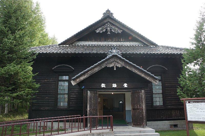 博物館網走監獄 教誨堂_c0112559_13173085.jpg