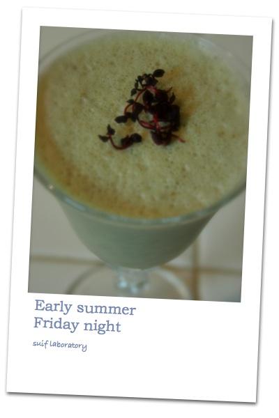 Early summer Friday night_c0156468_2029551.jpg