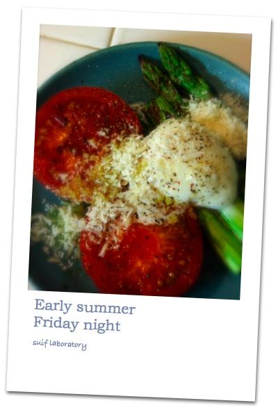 Early summer Friday night_c0156468_20333643.jpg
