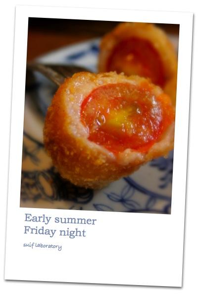 Early summer Friday night_c0156468_204319100.jpg