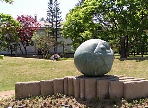 円山公園の二つの記念碑_f0078286_10323273.jpg