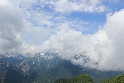 ひとり登山@燕岳(つばくろだけ)_f0230689_20233110.jpg