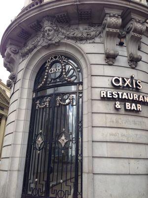 モダンブリティッシュレストラン@AXIS_f0215324_011392.jpg