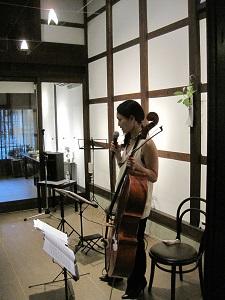 第5回 東山・椋ライブ 語りと音楽の織りなす情景_f0233340_1846151.jpg