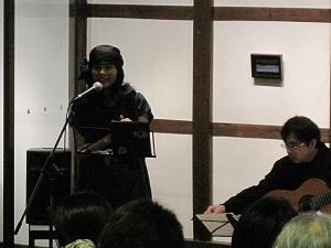 第5回 東山・椋ライブ 語りと音楽の織りなす情景_f0233340_18521443.jpg