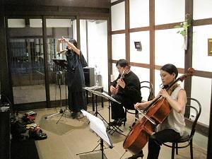 第5回 東山・椋ライブ 語りと音楽の織りなす情景_f0233340_18523939.jpg