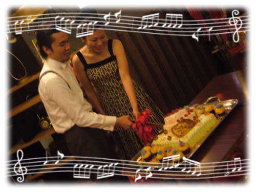 結婚パーティー♪_f0178866_715666.jpg