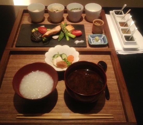 清涼感を味わう「山田チカラ」の朝食_a0138976_23402432.jpg