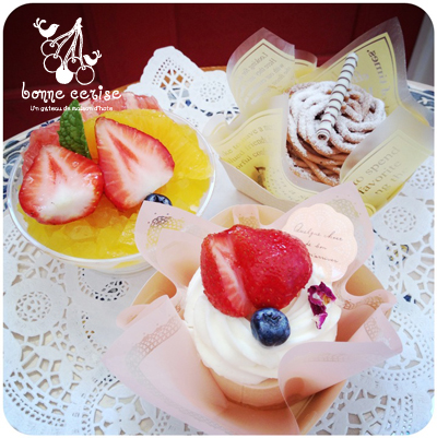 《 お菓子なcoto 》さんのケーキ☆_f0134191_11402711.jpg