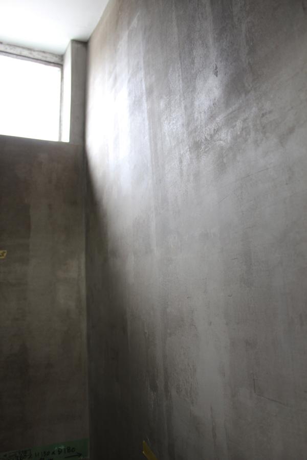 「西麻布店舗施工日記/化粧室」_f0192906_2137955.jpg