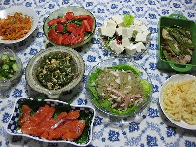 ある日の夕飯とストック食品♪_f0116812_819085.jpg