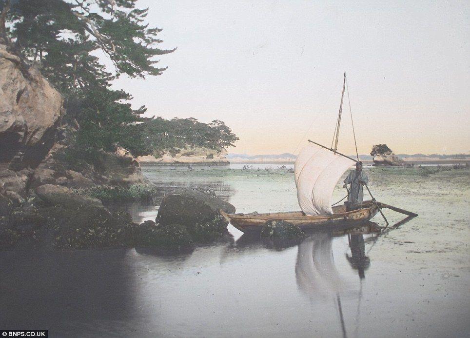 クール・ジャパン:英国で100年以上前の日本の写真発見!_e0171614_1447211.jpg