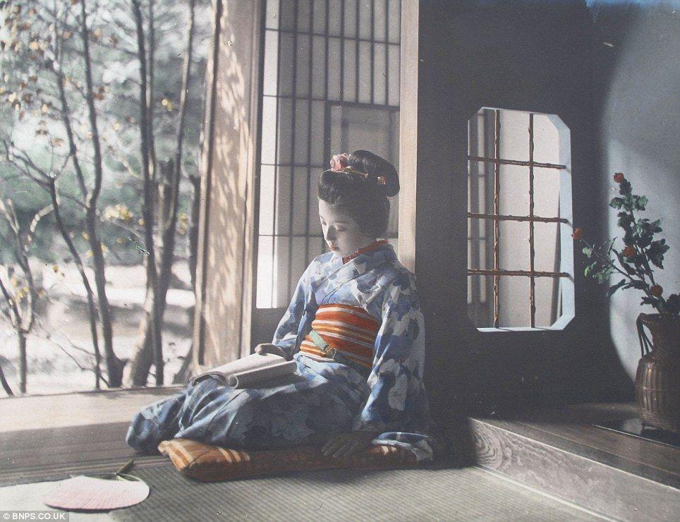 クール・ジャパン:英国で100年以上前の日本の写真発見!_e0171614_144743.jpg