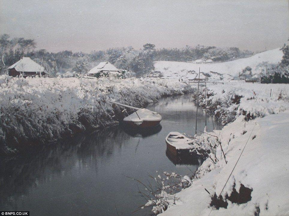 クール・ジャパン:英国で100年以上前の日本の写真発見!_e0171614_14481635.jpg
