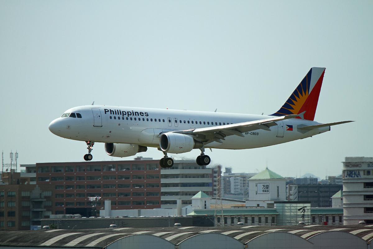 フィリッピン航空。_b0044115_7594952.jpg