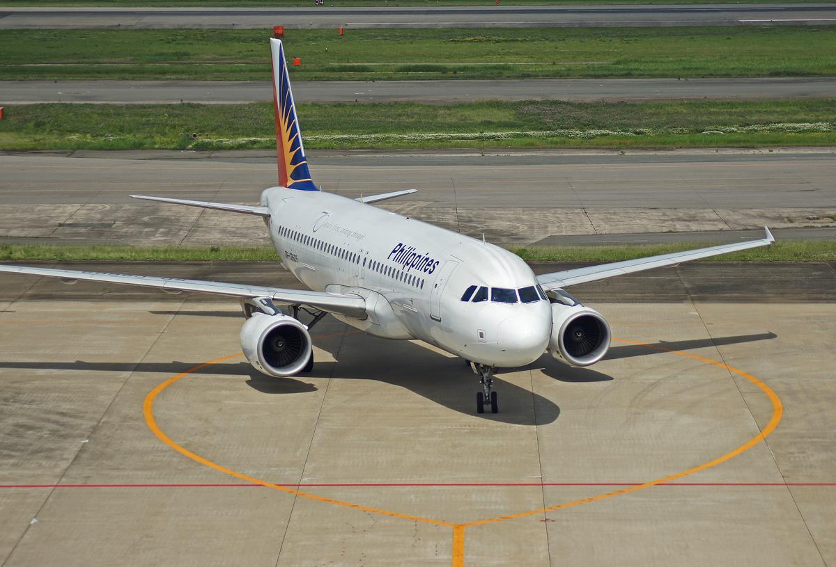 フィリッピン航空。_b0044115_811471.jpg