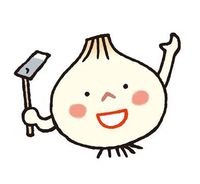 キャラクター:新玉ねぎのタマちゃん(雑誌「やさい畑」のキャラクター)_a0249132_8302764.jpg