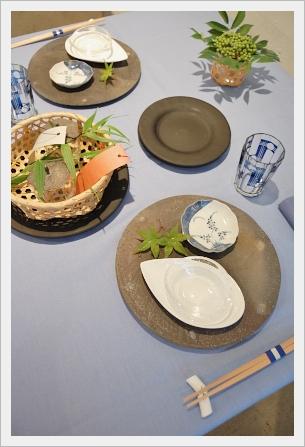 織姫たちの七夕テーブル♪ ~上級クラス_d0217944_14205396.jpg