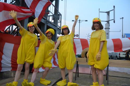 今年も参加しますよ!ヨシモトポール納涼祭!!_b0068169_9293763.jpg