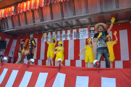 今年も参加しますよ!ヨシモトポール納涼祭!!_b0068169_9305388.jpg