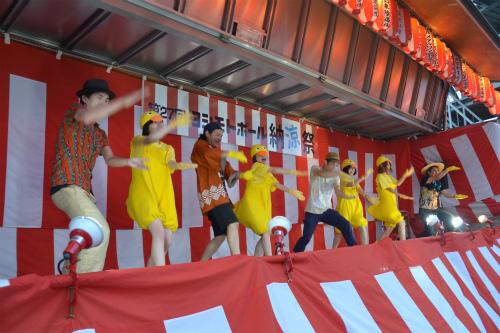 今年も参加しますよ!ヨシモトポール納涼祭!!_b0068169_9313726.jpg