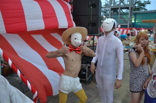 今年も参加しますよ!ヨシモトポール納涼祭!!_b0068169_9333060.jpg