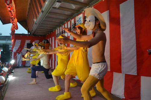 今年も参加しますよ!ヨシモトポール納涼祭!!_b0068169_9335075.jpg