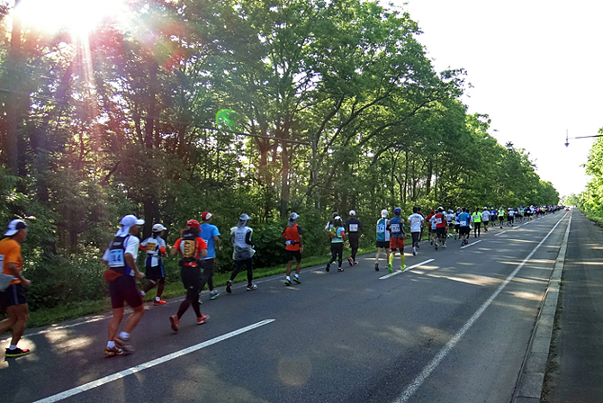 2013.06.30 サロマ湖100kmウルトラマラソン Vol.02(START-60km)_c0025895_3315350.jpg