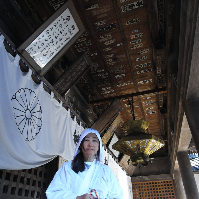 Memory of the second pilgrimage with husky HANA_c0049299_1304840.jpg
