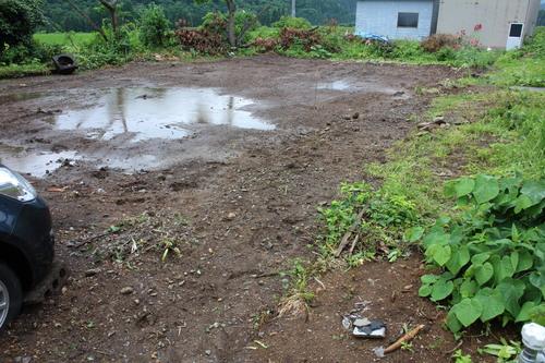 大久保岱の家:プランの外枠を敷地に置く_e0054299_170148.jpg