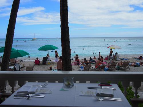 ハワイ♪ モアナ サーフライダー ウェスティン リゾート&スパ_e0154202_22125192.jpg