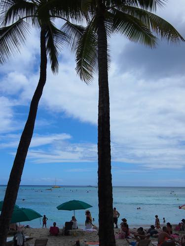 ハワイ♪ モアナ サーフライダー ウェスティン リゾート&スパ_e0154202_2213889.jpg
