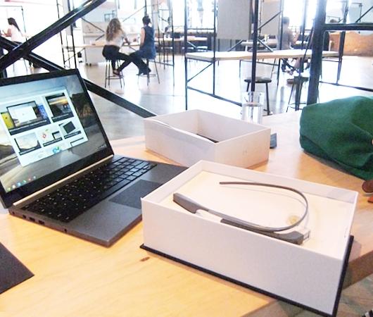 ついにNY「特別受け取り体験」に参加してGoogle Glassを入手_b0007805_12331414.jpg