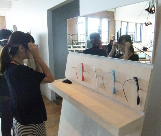 ついにNY「特別受け取り体験」に参加してGoogle Glassを入手_b0007805_12332960.jpg