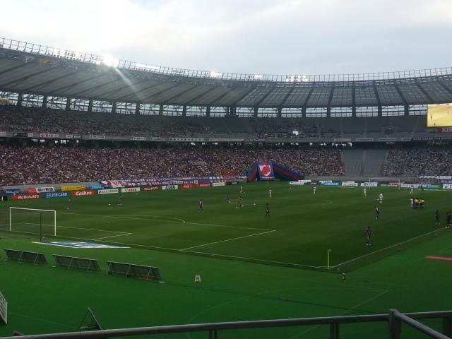 2013JリーグDivision1 第14節 FC東京 - サンフレッチェ広島_b0042308_2301750.jpg