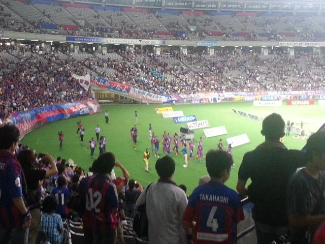2013JリーグDivision1 第14節 FC東京 - サンフレッチェ広島_b0042308_2382090.jpg
