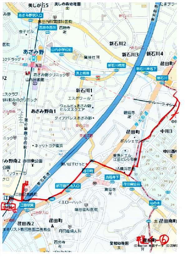 「健街道」鎌倉街道中道ウォーク4回目活動報告_a0215849_6495643.jpg