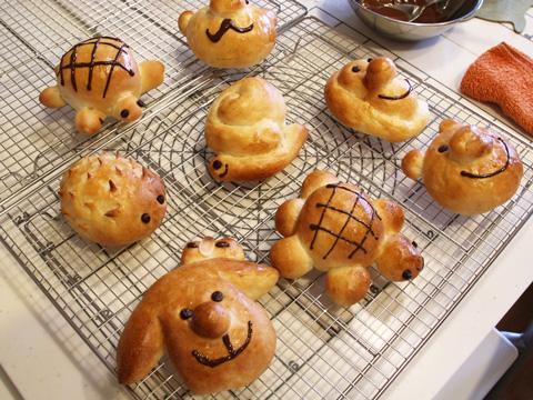 夏休みパン作り_a0216871_9205475.jpg