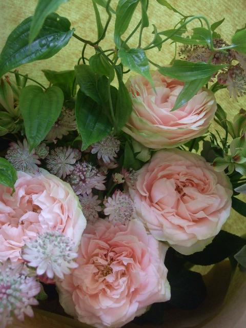 オークリーフ(季節の花束)_f0049672_11362036.jpg