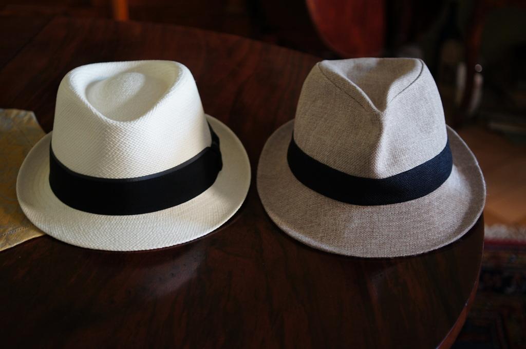 パナマ帽。_c0180686_16424574.jpg