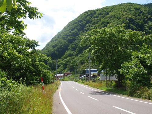 自転車時間 in 山の中_f0236291_1035577.jpg