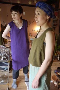②試着大会・つづき~acota(アコタ)の服~_f0226293_748561.jpg