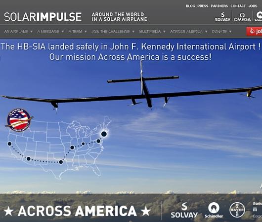全米横断に挑戦した世界初のソーラーパワー飛行機、Solar Impulseがニューヨークに無事到着!!!_b0007805_209266.jpg